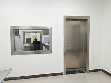 彭州磊落医院放射科防辐射工程