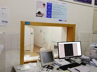 崇州第二人民医院CT室防辐射工程