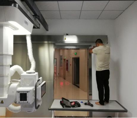 光铭防辐射工程铅门的维护工作