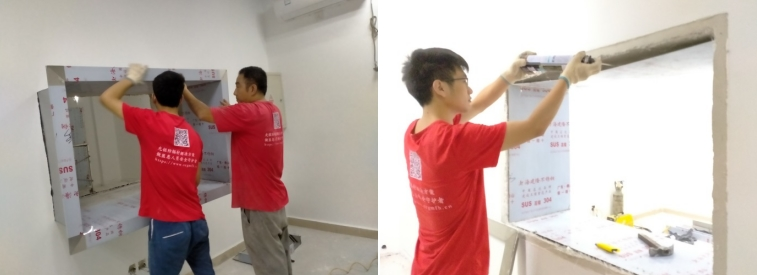 光铭防辐射工程浅谈CT室机房观察窗安装流程