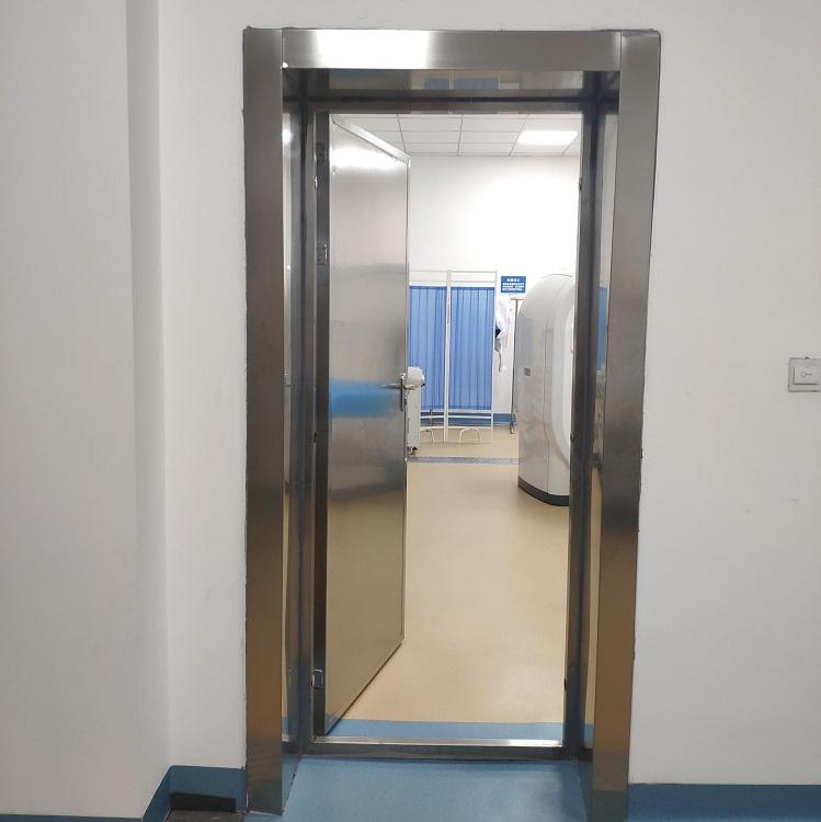 光铭防辐射工程浅谈如何购买放射科防护门?
