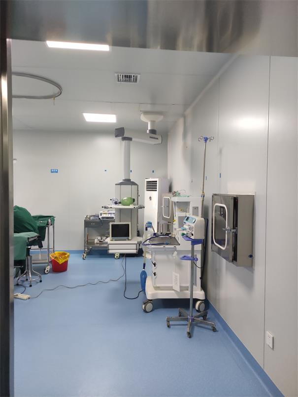 犍为红十字医院手术室射线防护改造和装饰装修工程