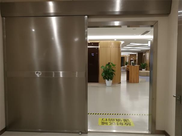 医用防辐射门常见问题的急救措施