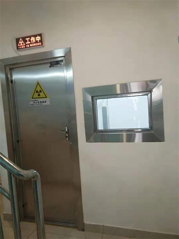医用防辐射铅门采用电动铅门好还是手动铅门好?