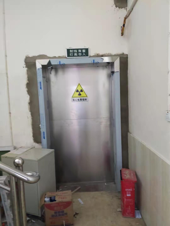 防辐射门是用什么材料做的呢?