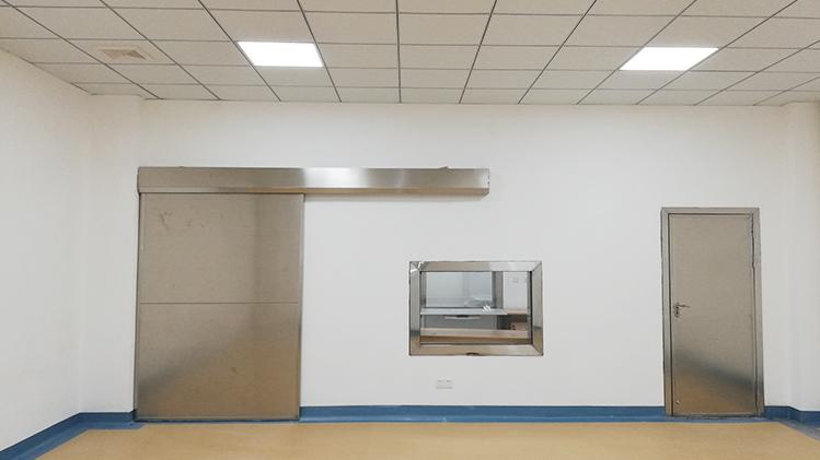 CT室防辐射工程解决方案